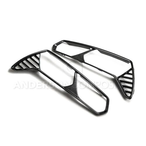 Corvette C7 Stingray/Z06 2015+ Lamplister (Par) Anderson Composites