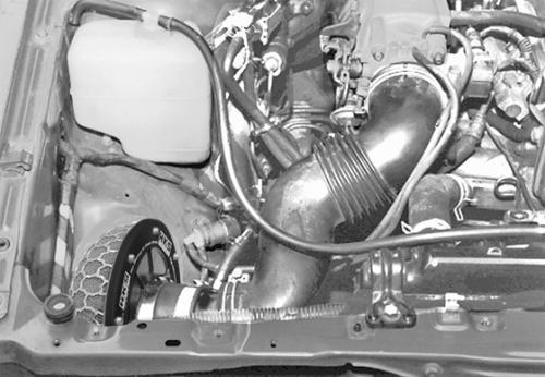 AE86 83-87 HKS Super Power Flow Luftfilterkit