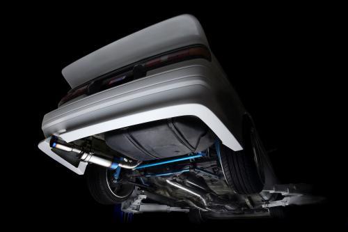AE86 TYPE-S Ljuddämpare Full Titanium Expreme Ti TOMEI
