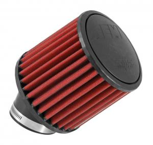 AIR FILTER; 2-3/4 X 5 ANGLED FLANGE DRY AEM