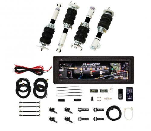 Peugeot RCZ  10~ Luftfjädringskit (Height Sensor System) AirREX