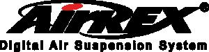 airrex air suspension logo