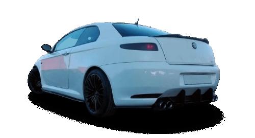 Alfa Romeo GT 04-10 Vingextension V.1 Maxton Design