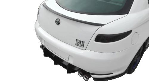 Alfa Romeo GT 04-10 Diffuser V.1 Maxton Design