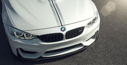 BMW M3 / M4 F8x EVO Frontsplitter Kolfiber Vorsteiner