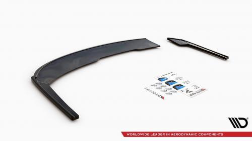 Audi A4 B9 S-Line 15-19 Bakre Splitter V.2 Maxton Design