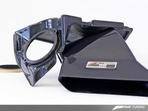 Audi S-FLO Carbon Intake AWE Tuning