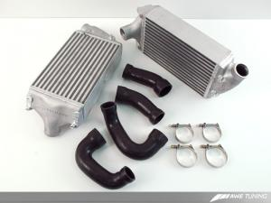 Porsche 997.2TT Performance Intercoolers AWE Tuning