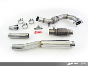 Golf R Performance Downpipe AWE Tuning