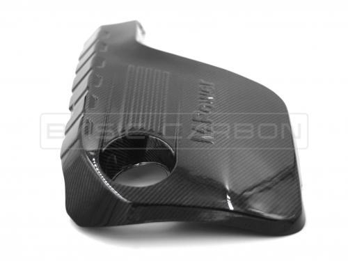 BMW F80 F82 Pre-Preg Torr Kolfiber Motorkåpa (M3 & M4) Basic Carbon