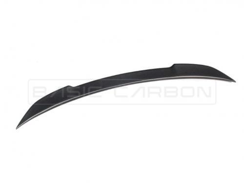 BMW F82 M4 CS Style Pre-Preg Torr Kolfibervinge Basic Carbon
