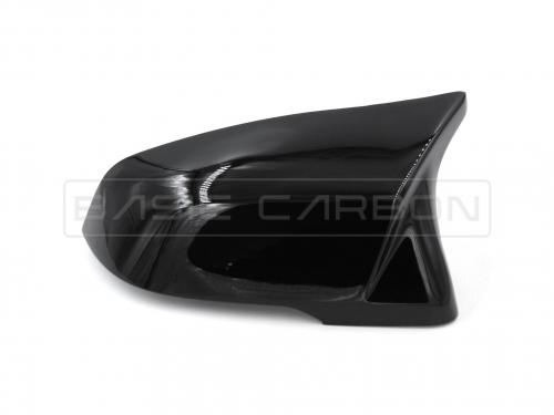 BMW & Toyota Kolfiber Backspegelkåpor (Inkl. F40 M135iX, G29 Z4 & A90 Supra) Basic Carbon