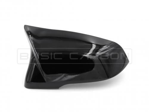BMW & Toyota Blanksvarta Backspegelkåpor (Inkl. F40 M135iX, G29 Z4 & A90 Supra) Basic Carbon
