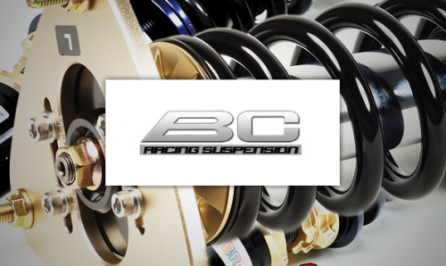 850 / C70 / S70 / V70 FWD 92-00 Bakre Coilovers BC-Racing BR Typ RS
