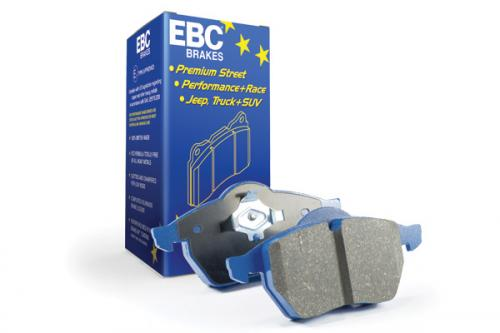 DP51666NDX Bluestuff NDX Rear Brake Pads (Trackday) EBC Brakes