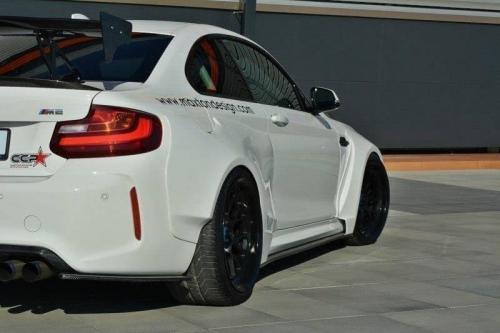BMW M2 F87 16+ Widebody Maxton Design