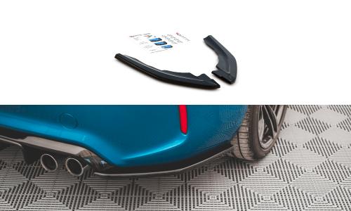 BMW M2 F87 16-20 Bakre Sidosplitters V.3 Maxton Design