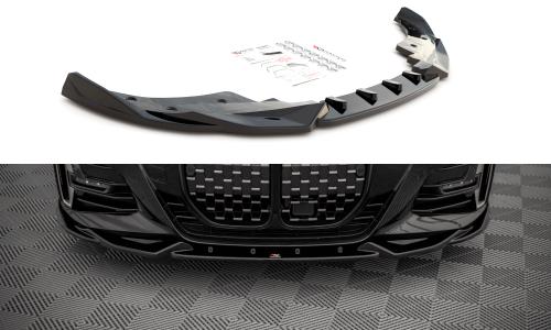4-Serie G22 M-Sport 20+ Frontsplitter V.2 Maxton Design