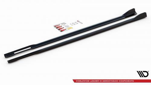 4-Serie G22 M-Sport 20+ Sidoextensions V.2 Maxton Design