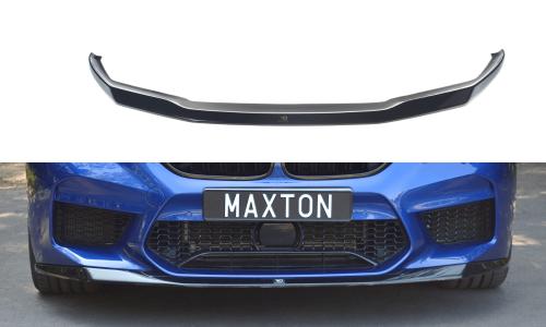 BMW M5 F90 17+ Frontsplitter V.1 Maxton Design
