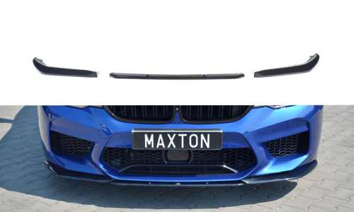 BMW M5 F90 17+ Frontsplitter V.2 Maxton Design