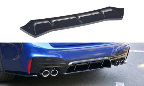 BMW M5 F90 17+ Bakre Splitter V.1 Maxton Design