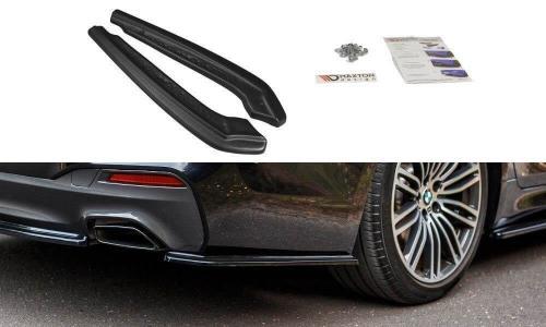 BMW G30/G31 M-Paket 17- Bakre Sido Splitters V.1 Maxton Design