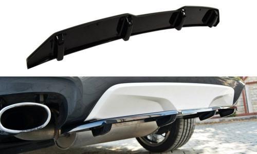 X3 F26 M-Paket 14-18 Bakre Splitter (Med Splitters) V.1 Maxton Design