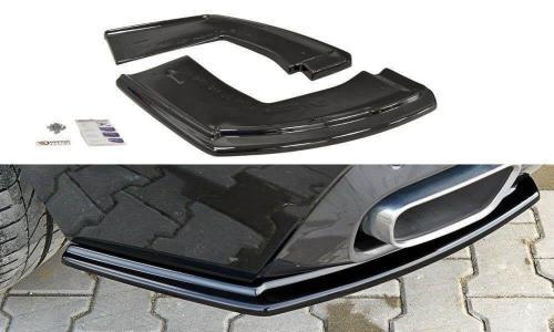 BMW X6 M-Paket 14-19 Bakre Sidoextensions V.1 Maxton Design