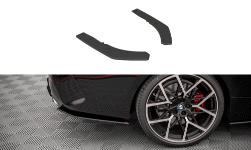 4-serie G22 M-Sport 21+ Street Pro Bakre Sidoextensions V.1 Maxton Design
