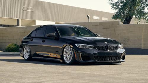 BMW 3-serie G20/G21 2WD/4WD (xDrive) Bakre Luftfjädring Air Lift Performance