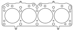 Cosworth/Ford BDG 2L DOHC 91mm Head Gasket Cometic Gaskets