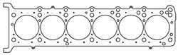 MERCEDES M120 V12 90mm-LHS Topplockspackning Cometic Gaskets C4501-051