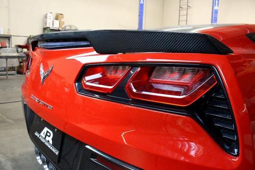 Chevrolet C7 Corvette -2014 Rear Spoiler