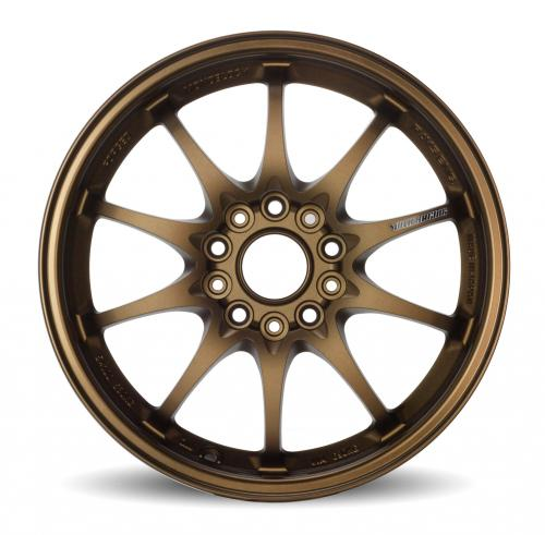 CE28N 10spoke 17x8.0 ET33 5x114.3 Bronze Volk racing
