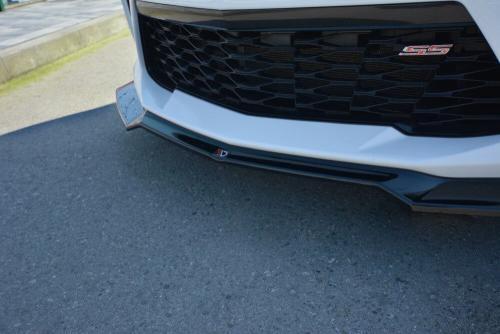 Camaro MK6 16-18 Frontsplitter V1 Maxton Design