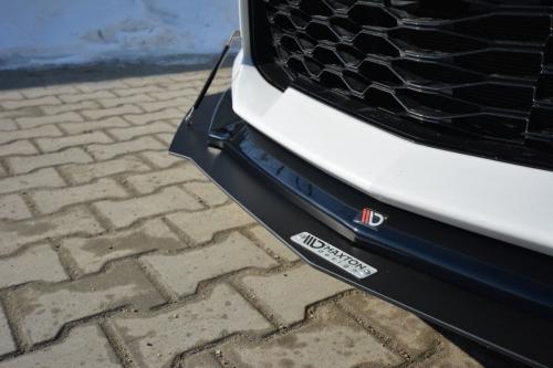 Camaro MK6 16-18 Hybrid Front Splitter V1 Maxton Design
