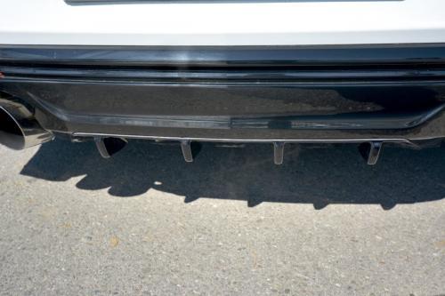 Camaro MK6 16-18 Diffuser V1 Maxton Design