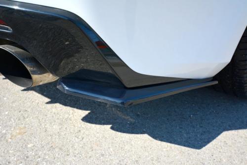 Camaro MK6 16-18 Bakre Sido Extensions V1 Maxton Design