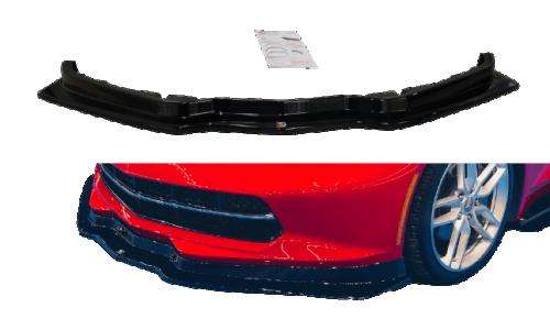 Corvette C7 13+ Frontsplitter V1 Maxton Design