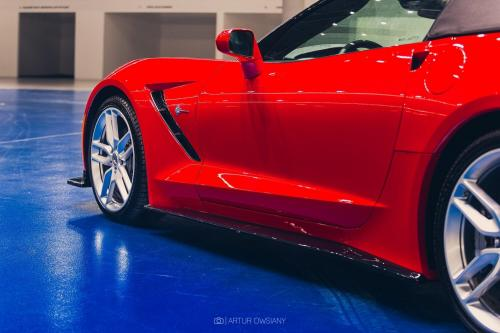 Corvette C7 13+ Sidoextensions V1 Maxton Design