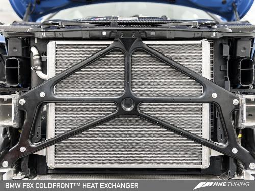 BMW F8X ColdFront™ Intercooler-kylare AWE Tuning
