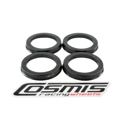 Cosmis Racing Centreringsringar (Set om 4) 73.1 to 56.1