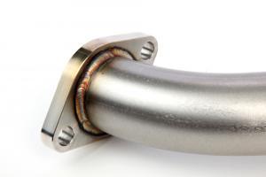 Impreza 06-07 WRX / Forester 04+ FXT HiFlow Exhaust Manifold Crosspipe GrimmSpeed