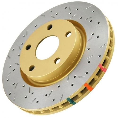 CADILLAC Front 4000 series - XS Brake Disc (Single) DBA