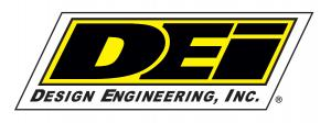dei design engineering inc logo