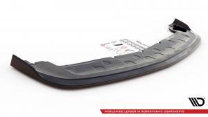 Dodge Challenger SRT Hellcat Mk3 2014+ Front Splitter V.1 Maxton Design