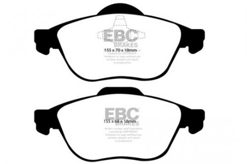 DP1353 Ultimax2 Front Brake Pads (Street) EBC Brakes