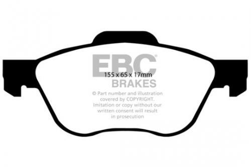DP1376 Ultimax2 Front Brake Pads (Street) EBC Brakes