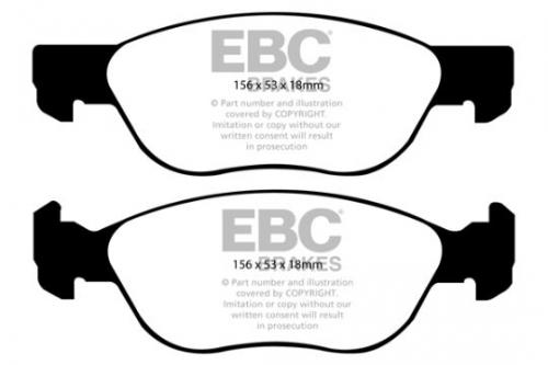 DP1530 Ultimax2 Front Brake Pads (Street) EBC Brakes